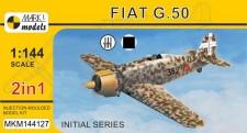 Mark 1 MKM144127 Fiat G.50 'Initial Series'  2in1 = 2 kit