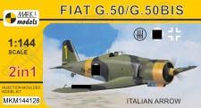 Mark 1 MKM144128 Fiat G.50/G.50BIS  -  2in1 = 2 kit