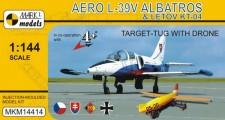 Mark 1 MKM14414 Aero L-39V Albatros + KT-04