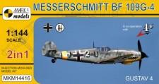 Mark 1 MKM14416 Bf 109G-4 (2in1)