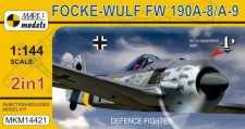 Mark 1 MKM14421 Fw 190A-8/9 (2in1)
