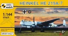 Mark 1 MKM14427 He 219A-7 UHU Night Fighter