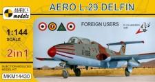 Mark 1 MKM14430 Aero L-29 Delfin Foreign Users (2in1)