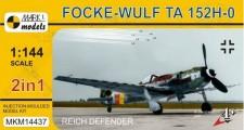 Mark 1 MKM14437 Fw Ta 152H-0 Reich Defender (2in1)