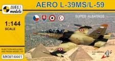 Mark 1 MKM14441 Aero L-39MS/L-59Super Albatros