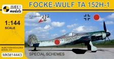 Mark 1 MKM14443 Fw Ta 152H Special Schemes