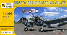 Mark 1 MKM14447 Bristol Beaufighter Mk.VI Late