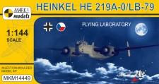 Mark 1 MKM14449 He 219A-0/LB-79 Flying Laboratory