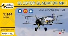 Mark 1 MKM14452 Gloster Gladiator Mk.I