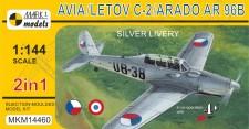 Mark 1 MKM14460 Avia/Letov C-2/Arado Ar 96B (2in1)