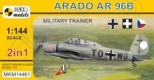 Mark 1 MKM14461 Arado Ar 96B Military Trainer (2in1)