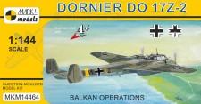 Mark 1 MKM14464 Dornier DO 17Z-2 - Balkan Operations