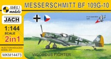 Mark 1 MKM14473 Bf 109G-10/Avia C-10 'Vigorous Fighter'