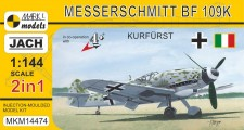 Mark 1 MKM14474 Bf 109K-4 'Kurfürst' (2in1)