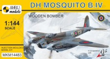 Mark 1 MKM14483 Mosquito B.IV 'Wooden Bomber'