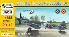 Mark 1 MKM14489 Spitfire XIV Bubbletop  In Europe (2in1)