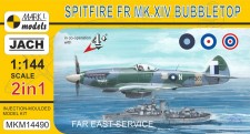 Mark 1 MKM14490 Spitfire XIV  'Far East Service' (2in1)