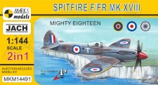 Mark 1 MKM14491 Spitfire XVIII 'Mighty Eighteen' (2in1)