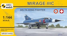 Mark 1 MKM14492 Mirage IIIC 'Delta-wing Fighter'