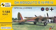 Mark 1 MKM14494 Mosquito PR.IV--B.IV 'Special Liveries'