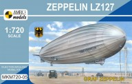 Mark 1 MKM720-05 Zeppelin LZ127 'Graf Zeppelin'