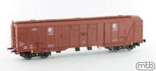 MTB H0005 CSD gedeckte Güterwagen 4-achs Ep.4/5