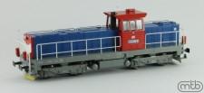 MTB H0CD714-020 CD Diesellok Reihe 714 Ep.5/6