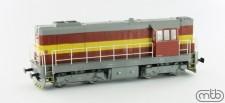 MTB H0CD743-004 CD Diesellok Serie 743 Ep.5/6