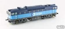 MTB H0CD750-013 CD Cargo Diesellok Serie 750 Ep.5/6