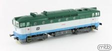MTB H0CD750-118 CD Diesellok Serie 750 Ep.4/5