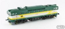 MTB H0CD750-253 CD Diesellok Serie 750 Ep.5/6