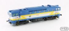 MTB H0CD750-333 CD Diesellok Serie 755 Ep.5/6