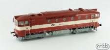 MTB H0CD753-006 CD Diesellok Serie 753 Ep.4/5