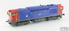MTB H0CD755-001 CD Diesellok Serie 755 Ep.5/6