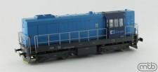MTB H0CDC742-238 CD Cargo Diesellok Serie 742 Ep.6