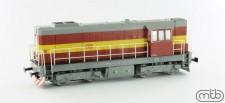 MTB H0CSD743-004 CSD Diesellok Serie 743 Ep.4