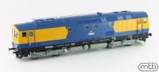 MTB H0CSDT499-0002 CSD Diesellok Serie T499 Ep.4