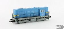 MTB N448-0513 CSD Diesellok Serie T466.2 Ep.4