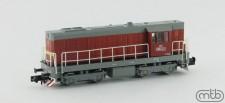 MTB N466-2037 CSD Diesellok Serie T466.2 Ep.4