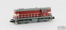MTB N742-058 CD Diesellok  Serie 742 Ep.4/5