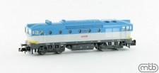 MTB N750-202 ZSR Diesellok Serie 750 Ep.5