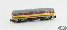 MTB N751-165 CD Diesellok Serie 751 Ep.4/5