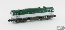 MTB N753-127 CD Diesellok Serie 753 Ep.4/5