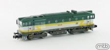 MTB N754-023 CD Diesellok Serie 754 Ep.4/5