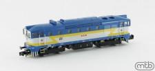 MTB N754-029 CD Diesellok Serie 754 Ep.4/5