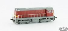 MTB T458-1149 CSD Diesellok Serie T458.1 Ep.4