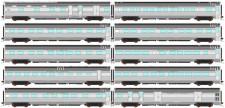 Auscision APS-1 IP Personenwagen-Set 10-tlg .Ep.4/5