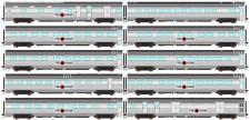 Auscision APS-13 The Ghan Personenwagen-Set 10-tlg Ep.5