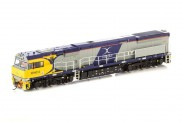 Auscision C44-21 Xstrata Rail Diesellok C44aci Class Ep.6