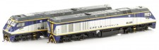 Auscision EL52-63 FA Diesellok-Set 2-tlg EL Class Ep.5